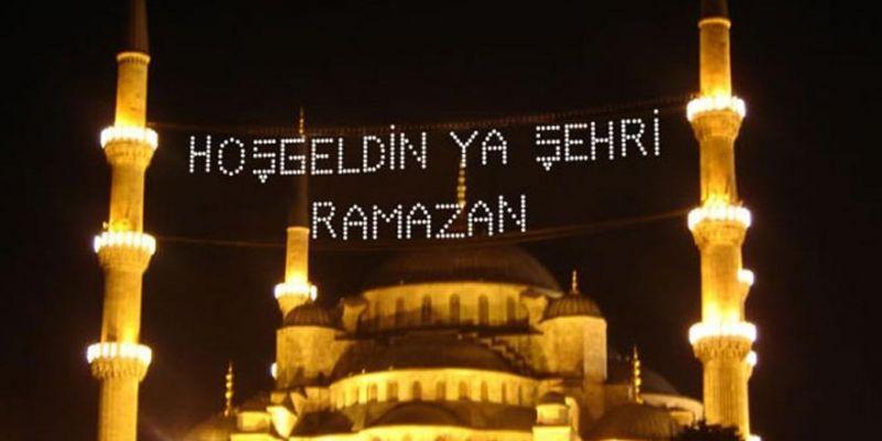 On bir ayı sultanı Ramazan başlıyor