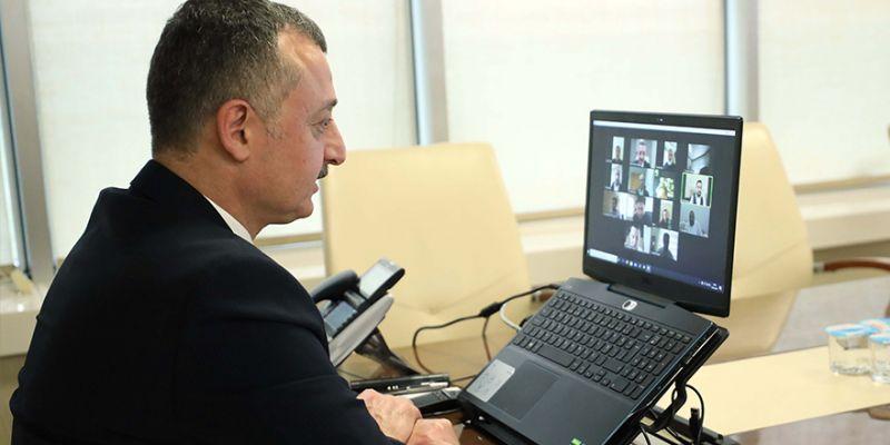 Büyükakın: 'Türkiye bu süreçten güçlenerek çıkacak'