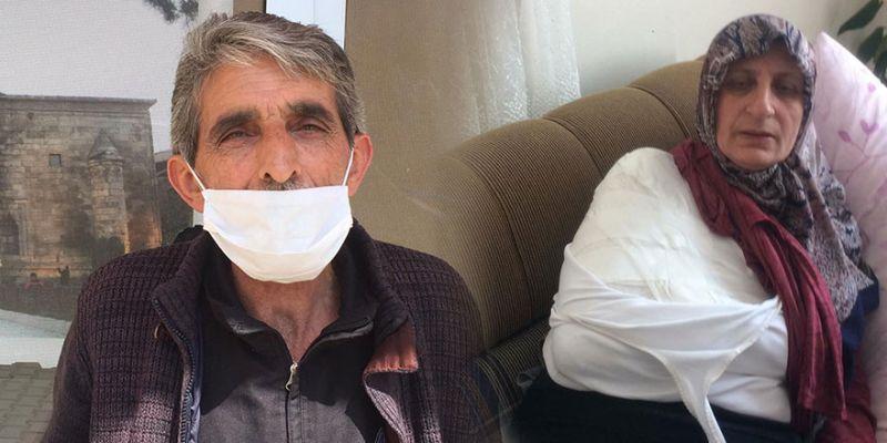 İstiklal Marşı'nı okurken vurulan kadının eşi konuştu
