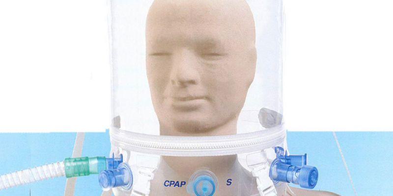 İyileşmeyi hızlandırıyor! Kocaeli'de helmet maske üretimi başladı