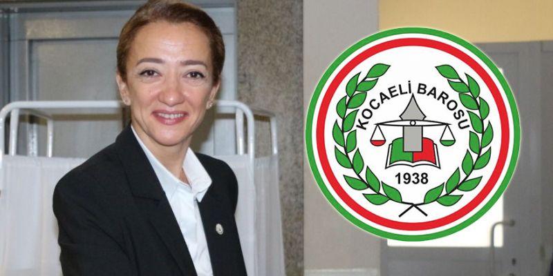 Kocaeli Barosu'ndan avukatlara 300 bin TL destek