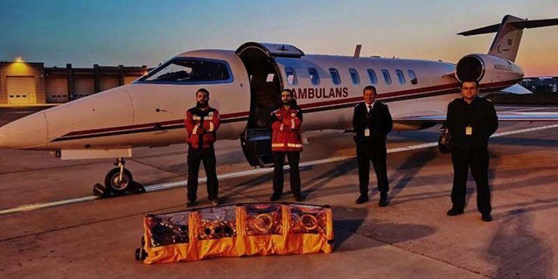 Sağlık Bakanı Koca'dan ambulans uçak talimatı