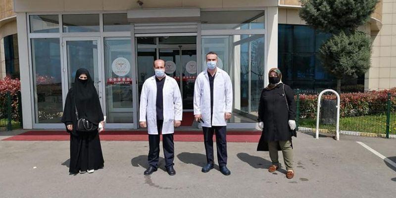 DENAD, sağlık çalışanlarını unutmadı