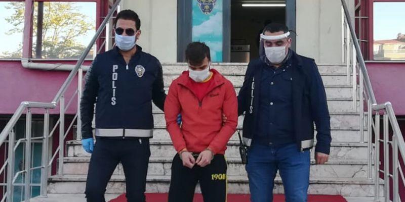 İstiklal Marşı okuyan kadını yaralayan maganda serbest kaldı!
