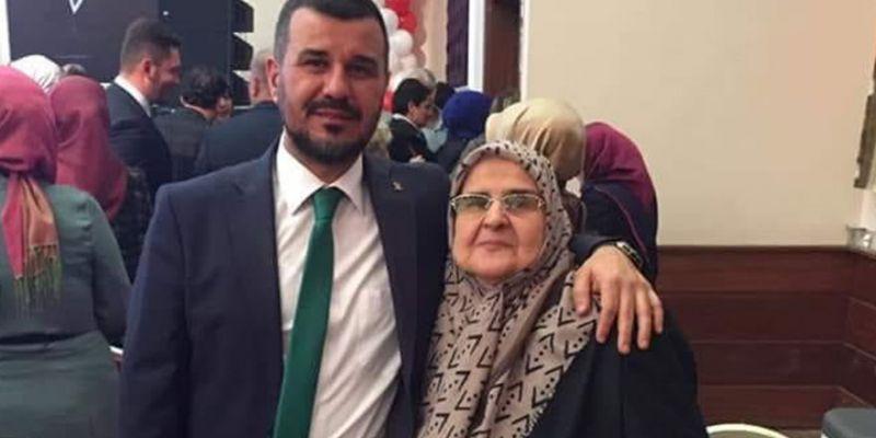 Başkan yardımcısı Çırpan'ın acı kaybı