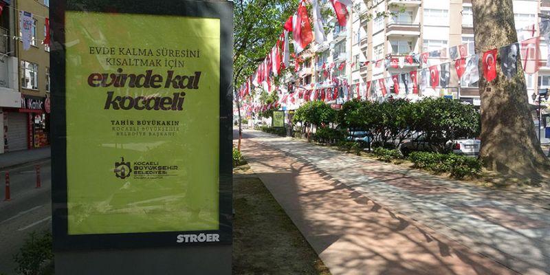 Kocaeli'de sokağa çıkma yasağı sona erdi