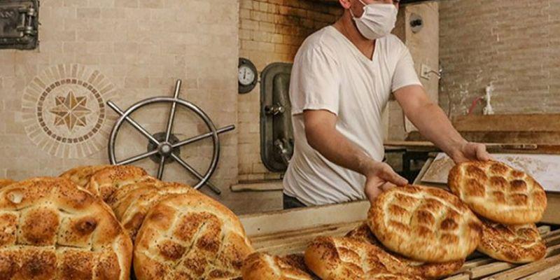 4 günde milyonlarca pide ve ekmek tüketildi