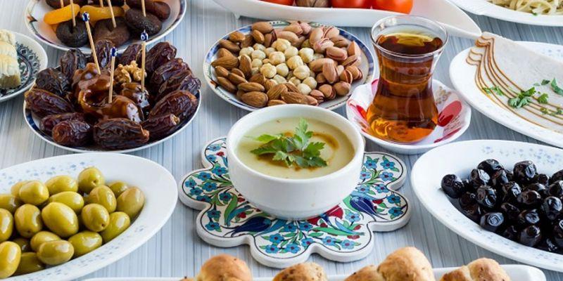 Ramazanda güçlü bir bağışıklık için 'bol sıvı ve protein'