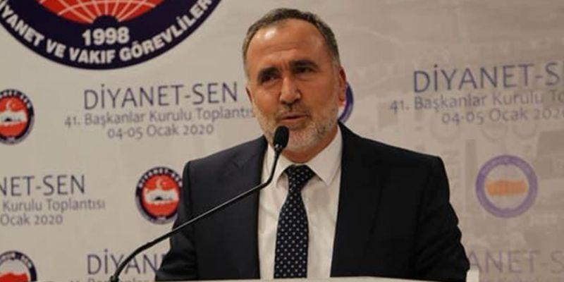 Diyanet İşleri Başkanı Erbaş'a bir destek de Tarcan'dan