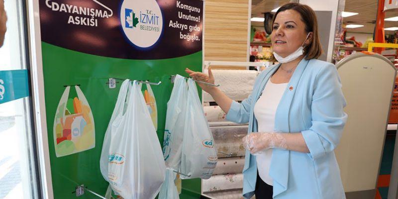 Askıda Gıda kampanyası büyüyor