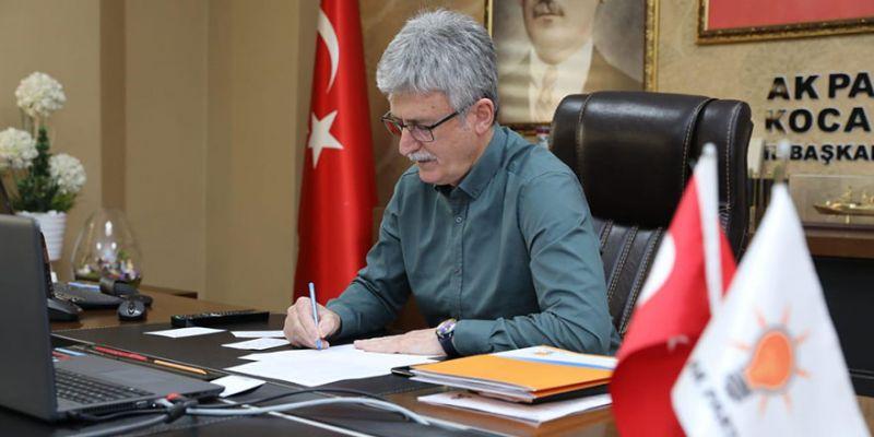 Başkan Ellibeş'ten Erbaş'a destek