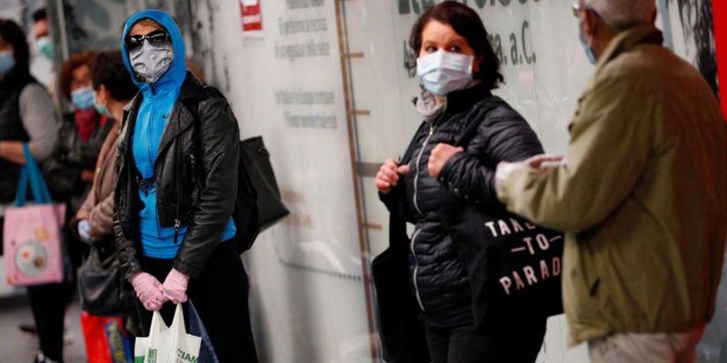 Koronavirüsten ölenlerin sayısı 210 bini geçti