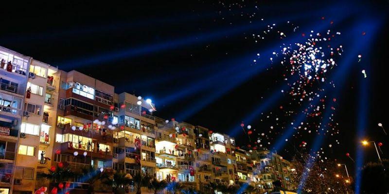 1 Mayıs da balkonlardan kutlanacak