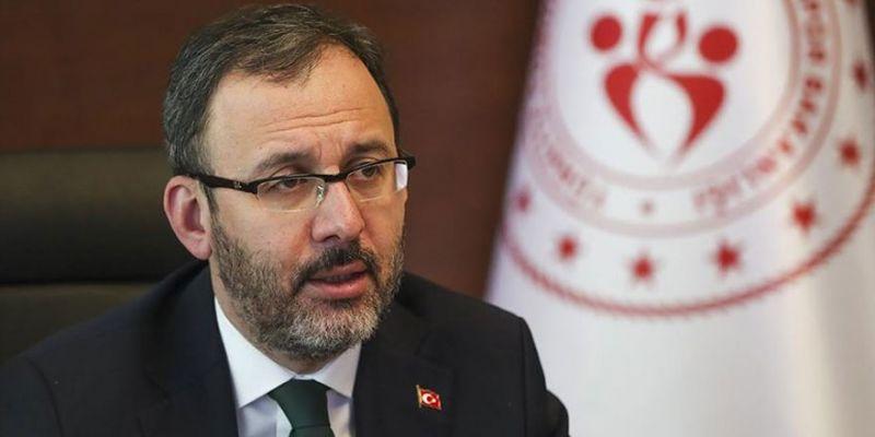 Bakan Kasapoğlu, yurtlardaki karantina sayısını açıkladı