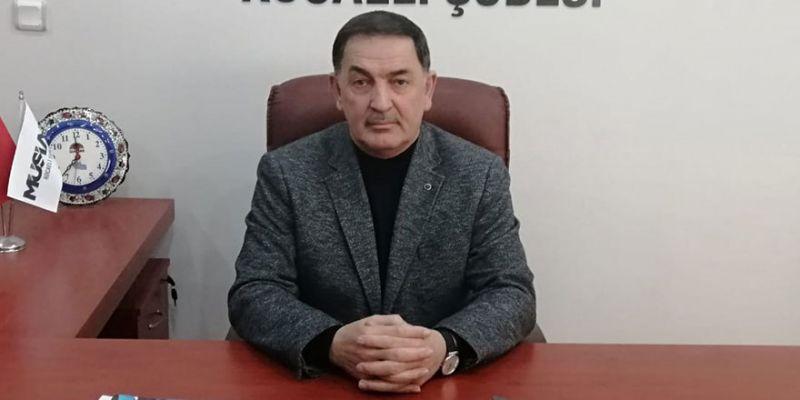 MÜSİAD'dan Erbaş'a destek