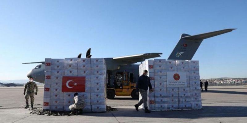 Türkiye'den Filistin'e tıbbi yardım