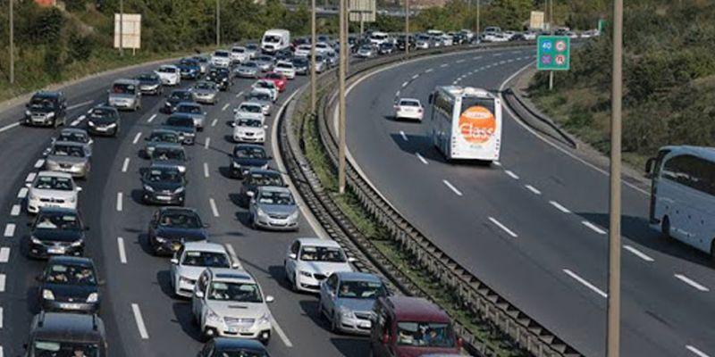 Kocaeli'deki araç sayısı her geçen gün artıyor