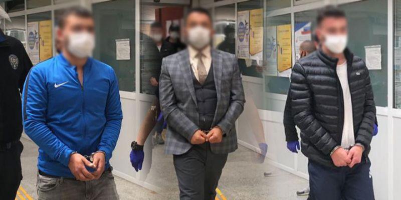 İzmit'te gazete ofisini kurşunlayan şüpheliler yakalandı