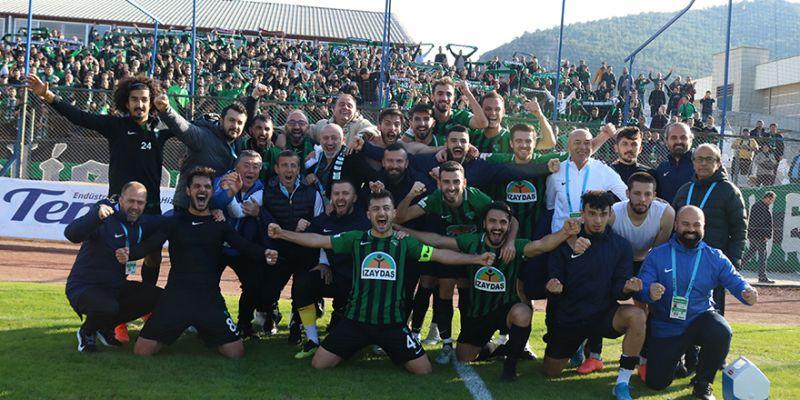 Kocaelispor'un şampiyonluğu tescil mi edilecek?