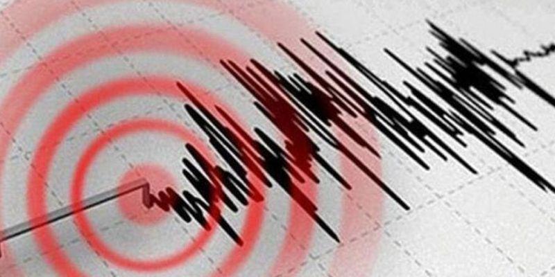 Akdeniz'de 4.6 büyüklüğünde deprem