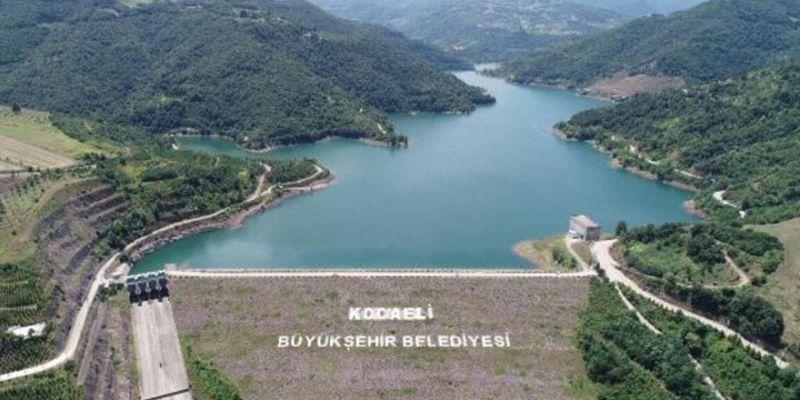 Yağmurlar baraja yaradı