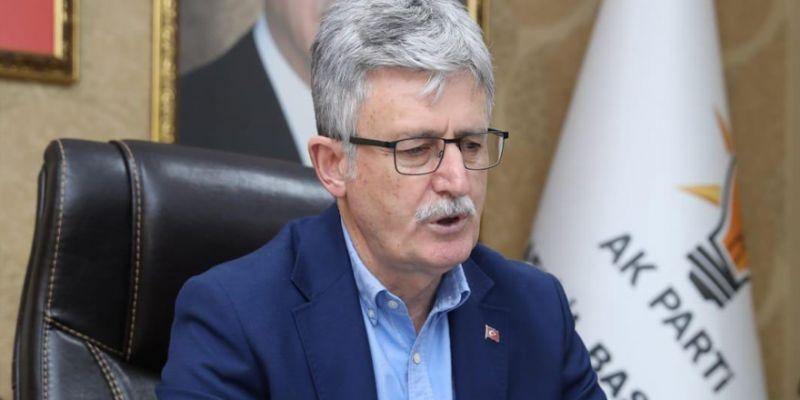 """Ellibeş: """"2 milyon 250 bin maske dağıtıldı"""""""