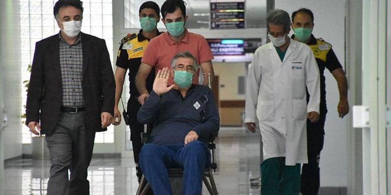 Türkiye'de bir ilk! O hastadan beklenen haber geldi