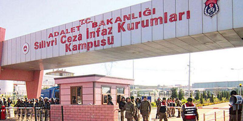 Silivri Cezaevi'nde 44 tutuklu/hükümlüde koronavirüs tespit edildi