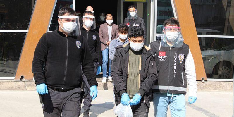 Arkadaşlarını öldüren göçmen kaçakçıları tutuklandı