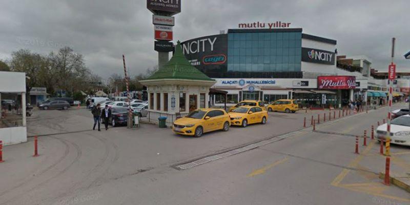Büyükşehir, NCity taksi durağını kiraya veriyor