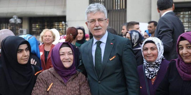 Başkan Ellibeş, Anneler Günü'nü kutladı