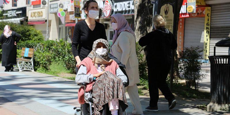 Büyükşehir, engelli vatandaşlara nefes aldırdı
