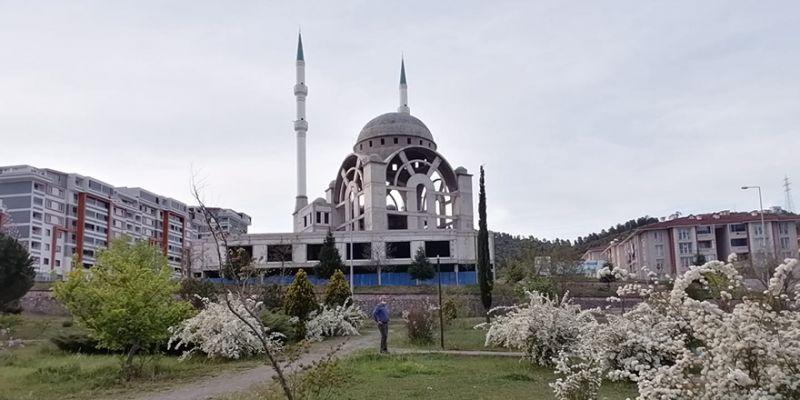 Ahmet Yesevi Camisini Diyanet tamamlayacak
