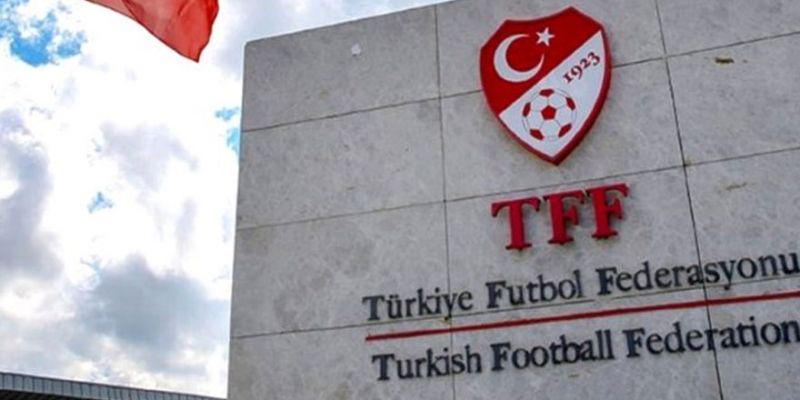 TFF'den açıklama: Liglerin iptalini istemek...