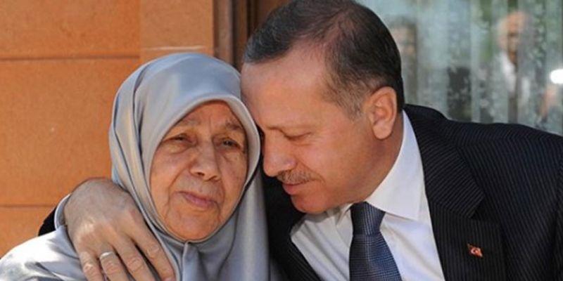 Cumhurbaşkanı Erdoğan'dan Anneler Günü paylaşımı