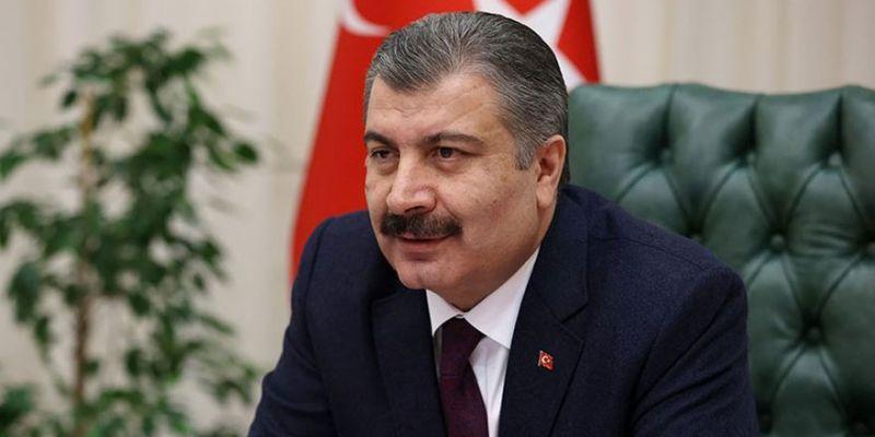 Sağlık Bakanı Koca 65 yaş üstü vatandaşlara teşekkür etti