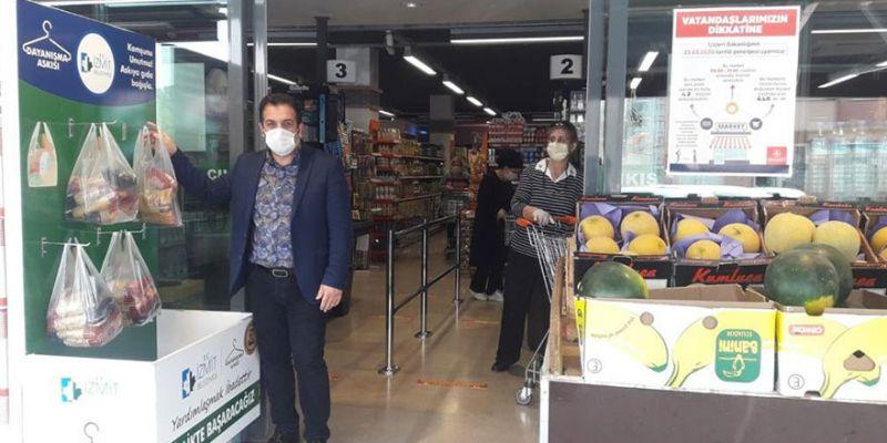 'Askıda Gıda' zincirine 5 market daha katıldı