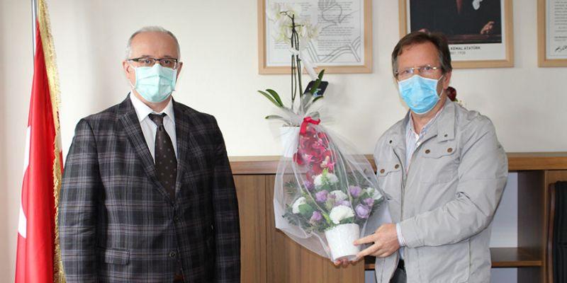 Dilovası İlçe Sağlık Müdürlüğüne Dr. Mustafa Polat atandı