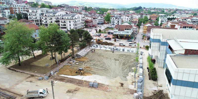 Barbaros Mahallesi'nin çehresi değişiyor