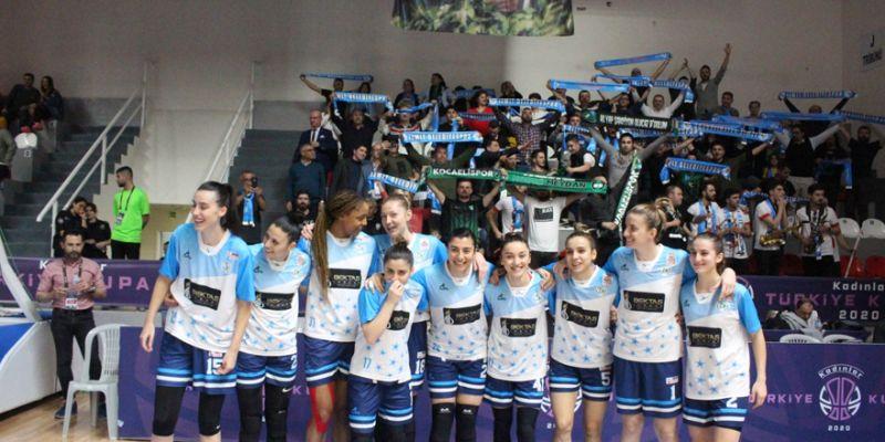 İzmit Belediyespor Euro Cup'ta