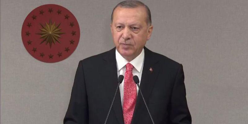 Cumhurbaşkanı Erdoğan: '4 gün sokağa çıkma yasağı uygulanacak'