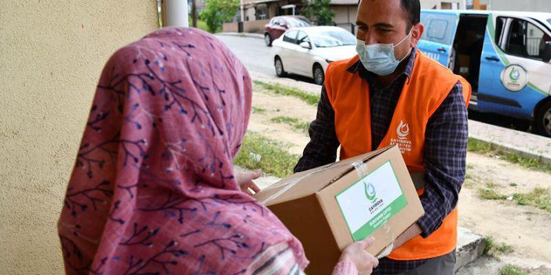Çölyak hastalarına glutensiz gıda paketi