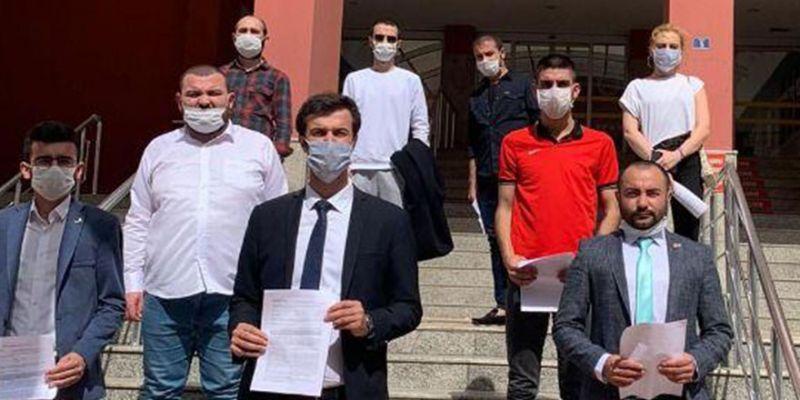 CHP'li gençlerden Noyan'a suç duyurusu