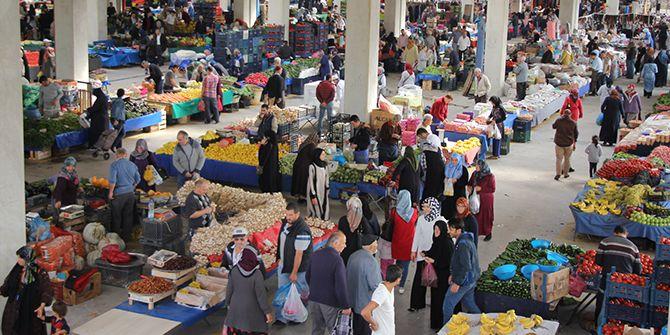 İzmit'te bayram pazarı o günlerde kurulacak