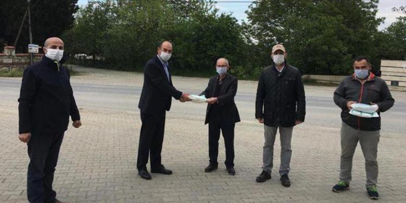 AK Partili Meclis Üyeleri köylere çıkarma yaptı