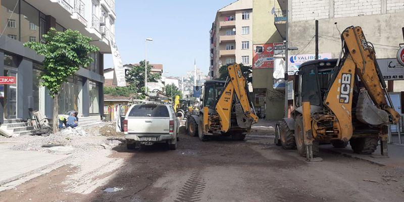 Bağdat Caddesi bitmek üzere