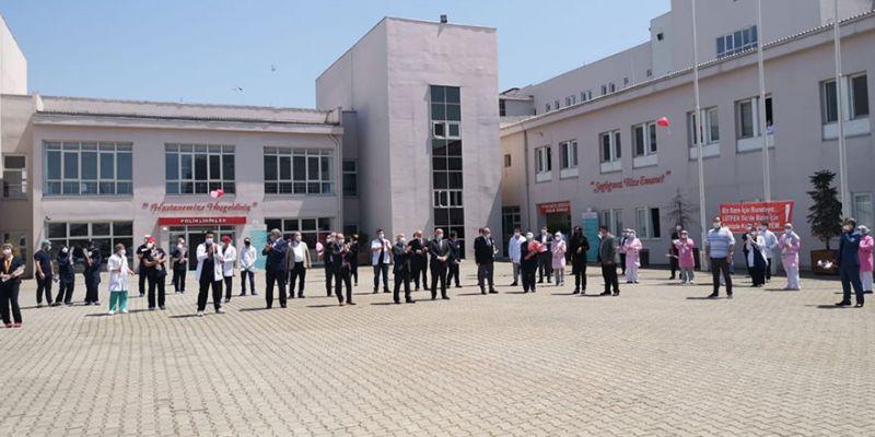 Darıca Farabi'de Hemşireler Günü etkinliği