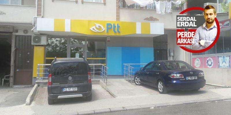 PTT'nin birçok şubesi kapalı