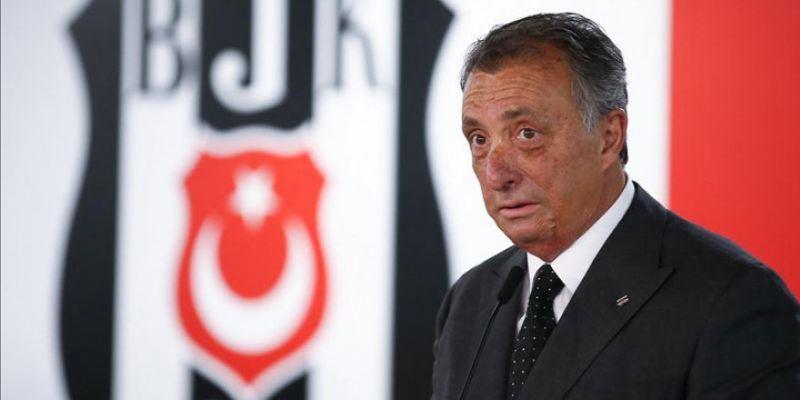 Beşiktaş Başkanının testi pozitif çıktı