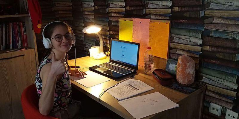 Bahçeşehir'den Türkiye genelinde binlerce öğrenciye eş zamanlı online sınav